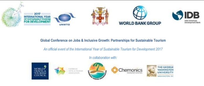 Global Conference on jobs & Inclusive Growth: Partnerships for SustainableTourism